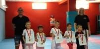 Taekwondo klinci polagali VII. 2020.
