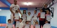 Taekwondo klinci polagali VI. 2015.
