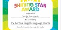 Završen klupski Corona tečaj jezika