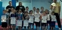 Dječja grupa 'Taekwondo klinci'