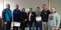 Europske licence za naše trenere