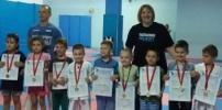 Taekwondo klinci polagali VI. 2018.